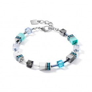 Bransoleta Coeur de lion 2014 Aqua White CT 5011-30-2014