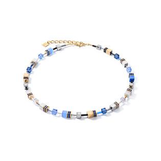 Naszyjnik Coeur de lion 0716 Blue-Gold CT 2839-10-0716