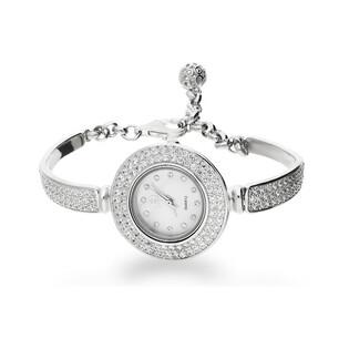 Zegarek cyrkonie okrągły m.perłowa AT Z0023 próba 925