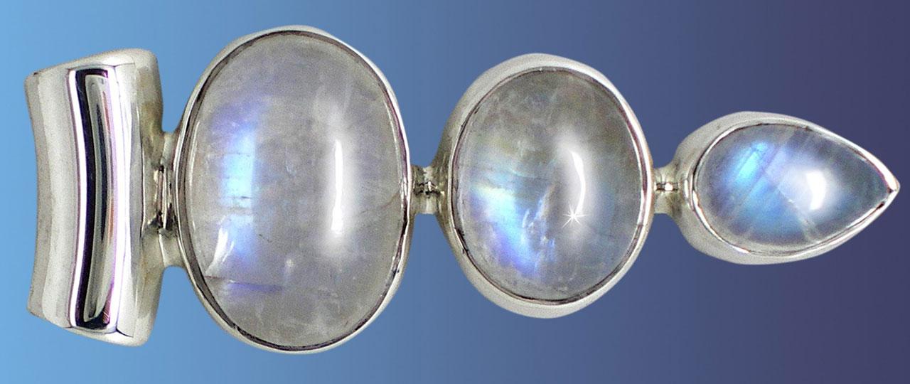 Biżuteria z kamieniem księżycowym - Jubiler SEZAM