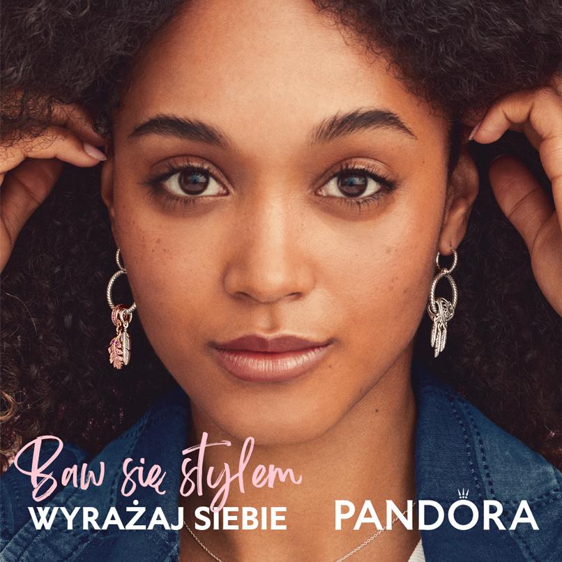 Biżuteria Pandora - wszystko co kochasz w Jubiler SEZAM